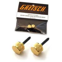 Gretsch Knob Strap - Gold