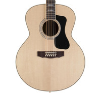 Guild F-1512 - 12 String Acoustic Guitar with Deluxe Bag