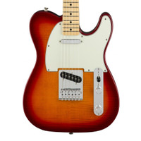 Fender Limited Edition Standard Telecaster Plus Top - Aged Cherry Burst