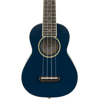 "Fender ""Inspired by Grace"" Soprano Ukulele - Moonlight Navy Blue"