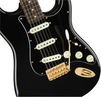 Fender MIJ FSR Midnight Stratocaster