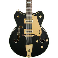 Gretsch G5422G-12 Electromatic Hollowbody Double-Cut 12-string - Black