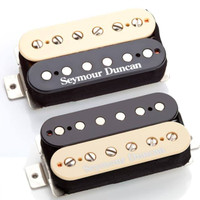 Seymour Duncan Pearly Gates Humbucker Pickup Set - Zebra