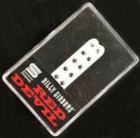 Seymour Duncan Red Devil Strat Bridge Pickup White 11205-42-W