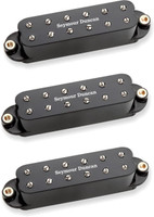 Seymour Duncan Billy Gibbon's Red Devil Pickup Set - Black