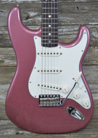 Fender Custom Shop 1965 Strat Journeyman Closet Classic - Burgandy Mist Metallic