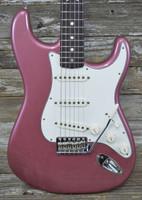 Fender Custom Shop 1965 Strat Journeyman Closet Classic - Burgandy Mist Metallic