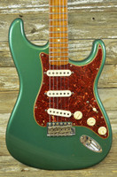 Fender Custom Shop 2019 Limited Roasted Tomatillo Stratocaster - Relic Aged Sherwood Green