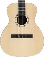 Alvarez RS26NBG Student Nylon Acoustic Guitar - Burgundy with Gig Bag