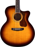 Guild F-250CE Deluxe - Antique Burst