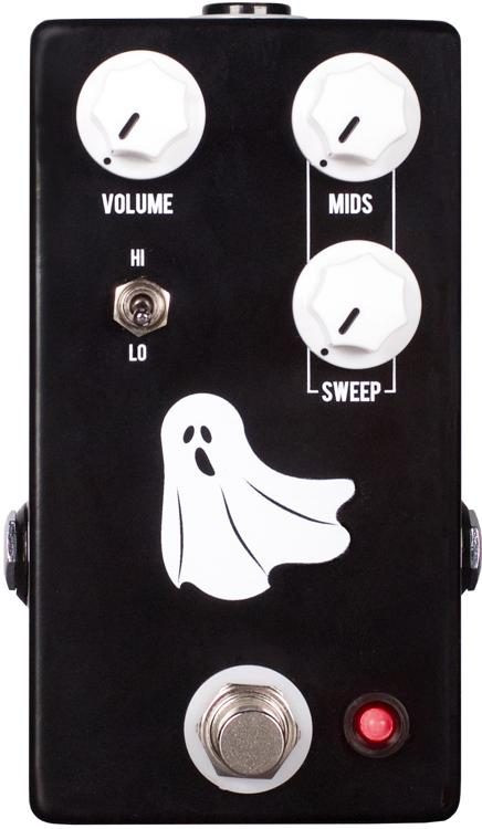 JHS Haunting Mids EQ and Mid-boost Pedal