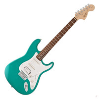 Squier Affinity Series Stratocaster - HSS Race Green