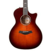 Taylor Limited Edition 614ce - Desert Sunburst w/ Quilted Maple Back & Sides