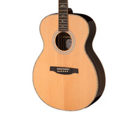 PRS SE T60E Tonare Acoustic Electric Natural with Case