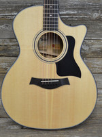 Taylor Limited Edition 414ce - Natural w/ Black Limba Back & Sides