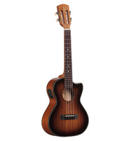 Alvarez Artist AU66TCESHB Ukulele Tenor Acoustic Electric - Shadowburst