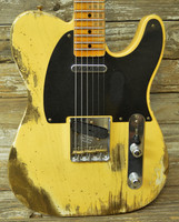 Fender Custom Shop 1952 Heavy Relic Telecaster - Nocaster Blonde