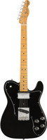 Fender Vintera '70s Telecaster Custom - Black w/ Maple Fingerboard