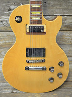 2000 Gibson Les Paul Standard RARE Dealer Pickup Demo-Natural With Pickups