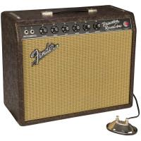 Fender '65 Princeton Reverb FSR Brown Western w/Jenson C12Q Speaker