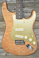 Fender Rarities Quilt Maple Top Stratocaster - Natural w/ Rosewood Neck & Fingerboard