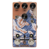 Walrus Audio Kangra Filter Fuzz Pedal