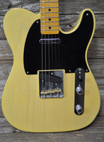 Fender Custom Shop Limited Edition '52 Tele Lush Closet Classic Faded - Nocaster Blonde