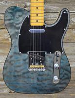 Fender Rarities American Original '60s QMT Telecaster - Blue Cloud