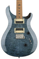 PRS SE Custom 24 Roasted Maple Limited - Whale Blue W/Bag