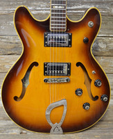 1979 Guild Starfire IV SF4-D W/Case