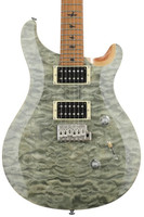 PRS SE Custom 24 Roasted Maple Limited - Trampas Green W/Bag