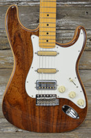 Fender Rarities Flame Koa Top Stratocaster W/Case