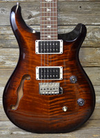 PRS CE 24 Semi-Hollow - Amber Burst W/Bag