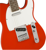 Squier Affinity Series Telecaster - Race Red w/ Indian Laurel Fingerboard