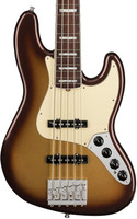 Fender American Ultra Jazz Bass V 5-String Mocha Burst