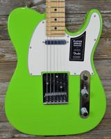 Fender Player FSR Telecaster Maple Fingerboard Electron Green