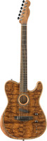 Fender Acoustasonic Telecaster Exotic Wood LTD - Koa