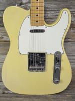 1968 Fender Telecaster - Olympic White