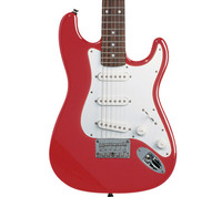 Fender Squier Affinity Mini Stratocaster Electric Guitar - Torino Red