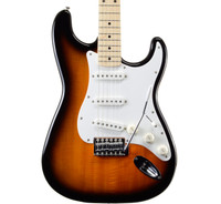 Fender Squier Affinity Stratocaster Electric Guitar - 2 Color Sunburst