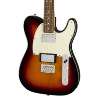 Fender Player Telecaster HH - 3-Tone Sunburst with Pau Ferro Fingerboard