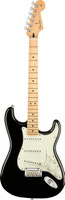 Fender Player Stratocaster - Black with Maple Fingerboard