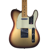 Fender American Ultra Telecaster - Mocha Burst with Maple Fingerboard