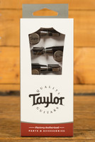 Taylor 6-string Guitar Tuners 1:18 Ratio - Smoked Nickel