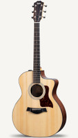 Taylor 214ce Plus Acoustic-Electric Guitar - Natural