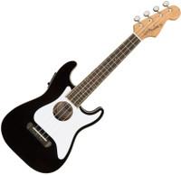 Fender Fullerton Strat Uke - Black