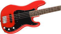 Squier Affinity PJ - Bass, Race Red