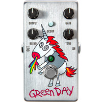 MXR DD25 Green Day Dookie Drive V3 Overdrive Pedal