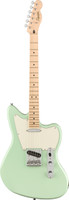 Squier Paranormal Series Offset Telecaster Maple Fingerboard  Surf Green