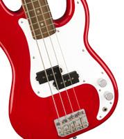 Squier Mini Precision Bass  - Dakota Red